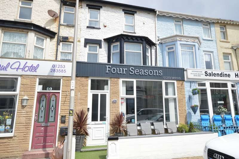 8 Bedrooms Property for sale in St Chads Road, Blackpool