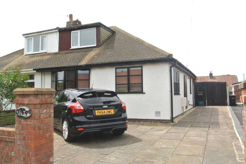 3 Bedrooms Semi Detached House for sale in Northumberland Avenue, Thornton Cleveleys, FY5 2JS