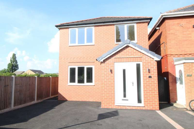 3 Bedrooms Detached House for sale in Recreation Avenue, Thurcroft, Rotherham, South Yorkshire, S66
