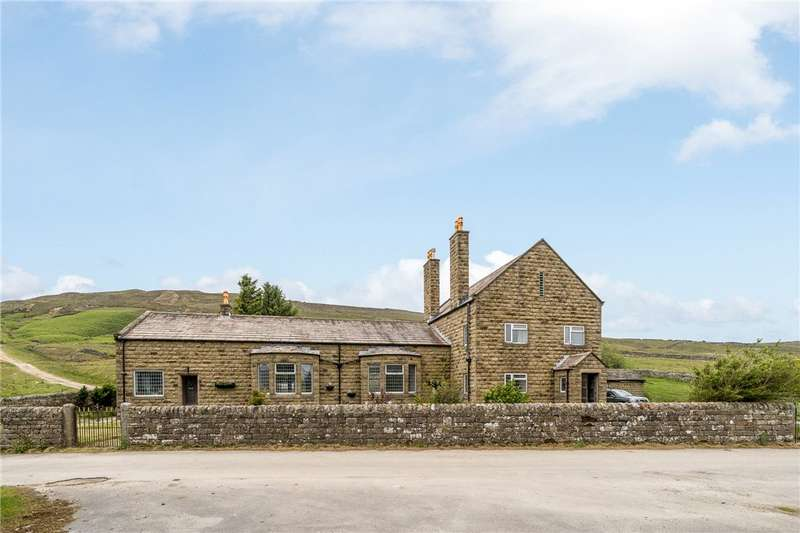 4 Bedrooms Detached House for sale in Scar House, Lofthouse, Harrogate, North Yorkshire