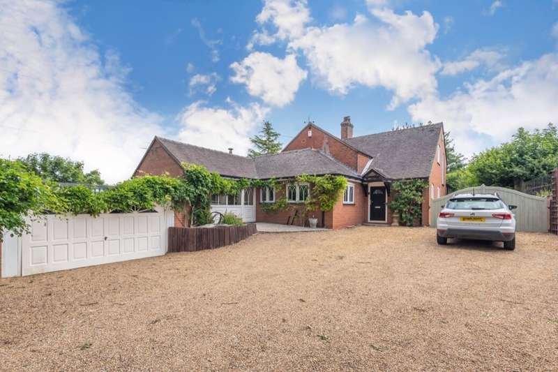 3 Bedrooms Detached House for sale in Wincote Lane, Eccleshall, Stafford, ST21