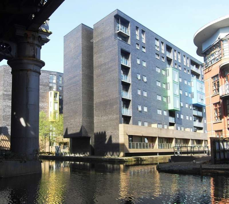 2 Bedrooms Property for rent in Potato Wharf, Castlefield, Manchester, M3