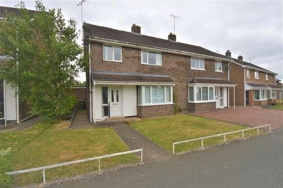 3 Bedrooms Detached House for sale in Herbert Jennings Avenue, Wrexham