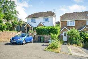 2 Bedrooms Semi Detached House for sale in Darwell Close, Robertsbridge, East Sussex