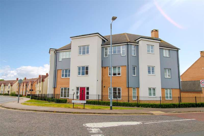 2 Bedrooms Apartment Flat for sale in Kensington Road, Colchester CO2