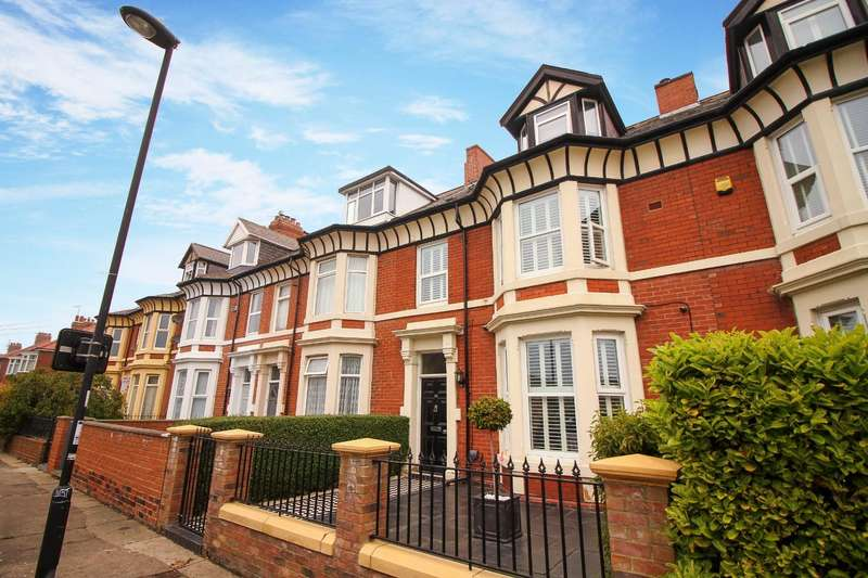 6 Bedrooms Terraced House for sale in Cleveland Road, North Shields