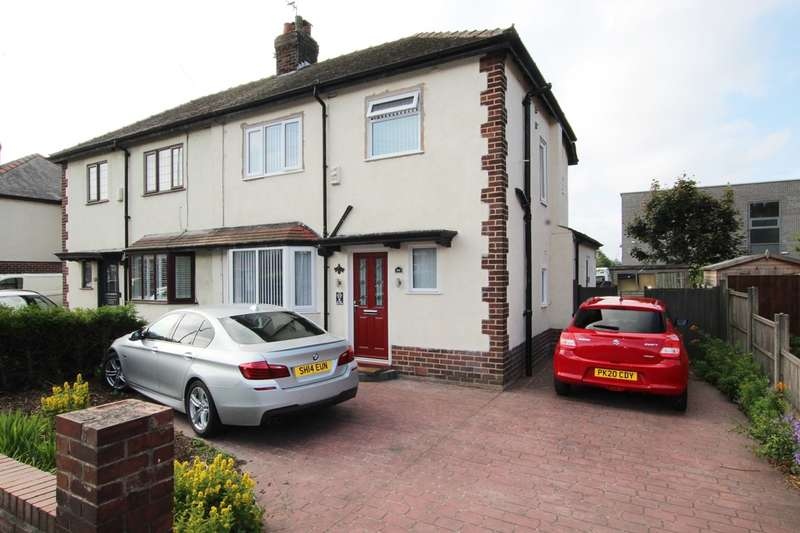 2 Bedrooms Semi Detached House for sale in Long Lane, Warrington, WA2