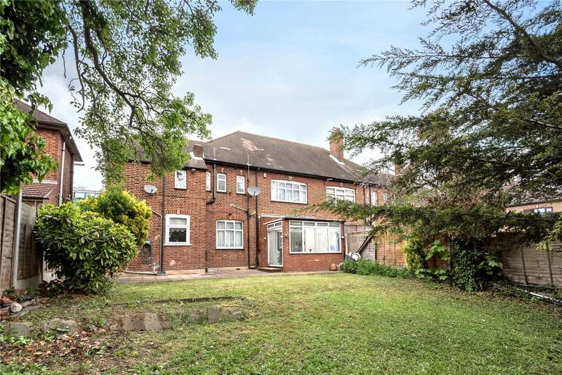 5 Bedrooms Semi Detached House for sale in Woodberry Grove, Finsbury Park, London, N4