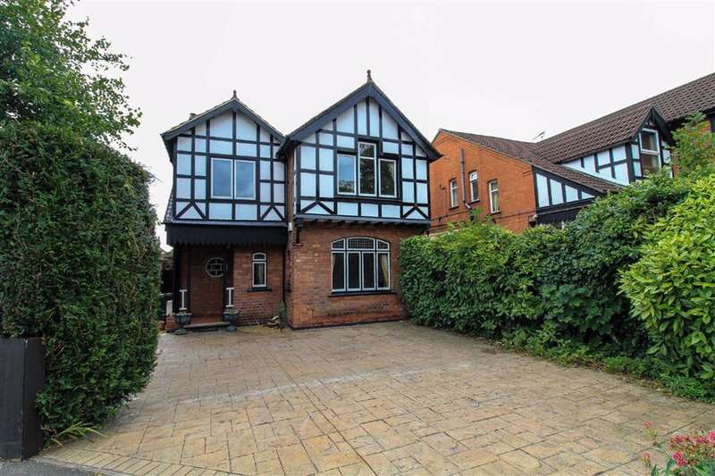 4 Bedrooms Detached House for sale in Burton Road, Carlton, Nottingham