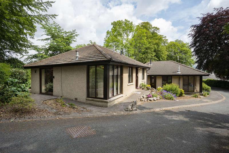 2 Bedrooms Detached Bungalow for sale in 5 Stonecross Gardens, Kendal