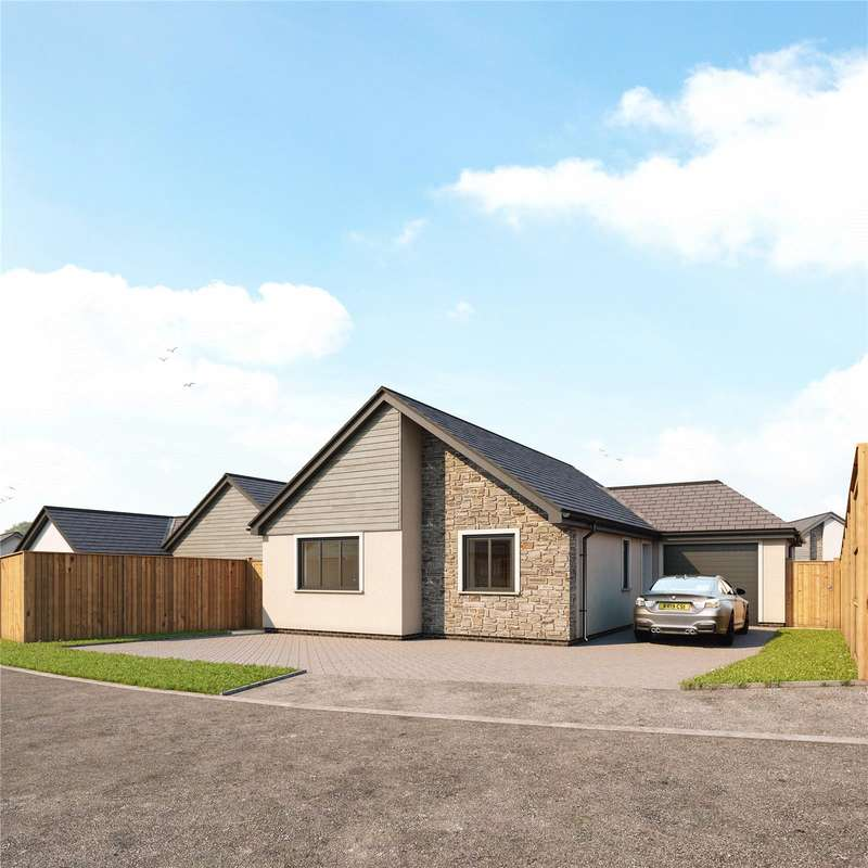 4 Bedrooms Detached Bungalow for sale in The Canterbury, 30 Bishops Court, St. Davids, Haverfordwest, Pembrokeshire