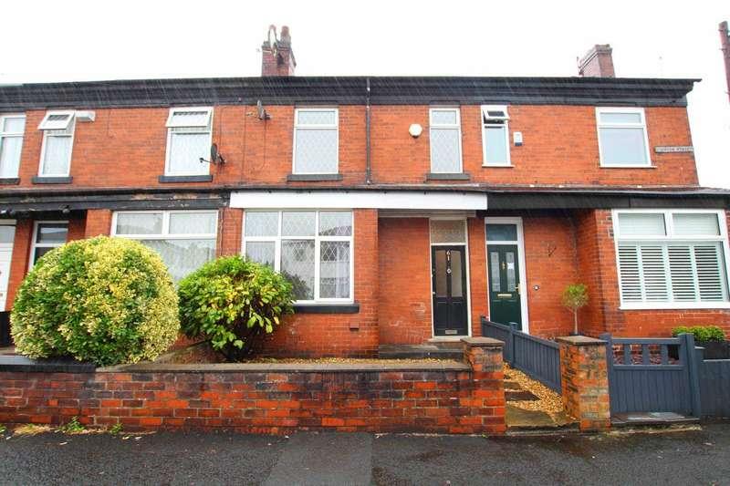 3 Bedrooms Terraced House for sale in Egerton Street, Prestwich