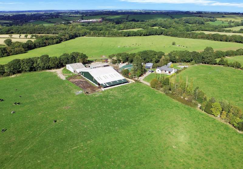 3 Bedrooms Farm Commercial for sale in Sampford Courtenay, Okehampton, Devon, EX20