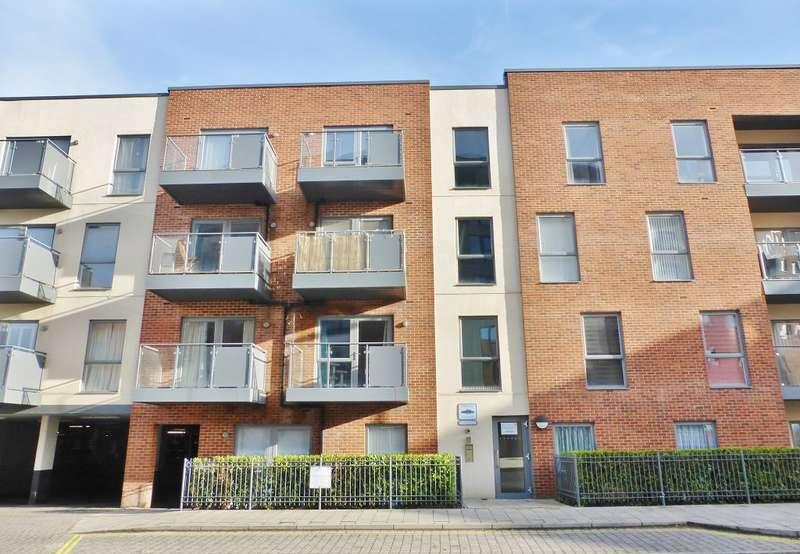 1 Bedroom Flat for rent in Ledbury House, John Thornycroft Road, Southampton, SO19 9SY