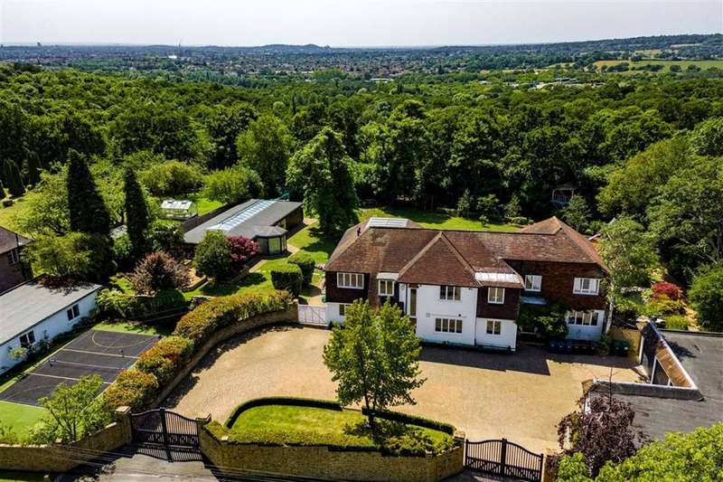 8 Bedrooms Detached House for sale in Hyver Hill, Mill Hill, London