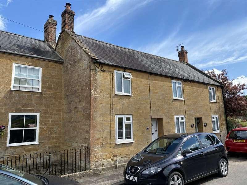 2 Bedrooms Terraced House for sale in Lower Street, Merriott, Somerset, TA16
