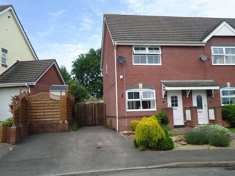 2 Bedrooms End Of Terrace House for rent in Canon Lane, Caldicot