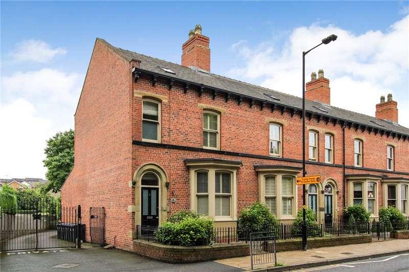 5 Bedrooms End Of Terrace House for sale in Bond End Gardens, Boroughbridge Road, Knaresborough, North Yorkshire
