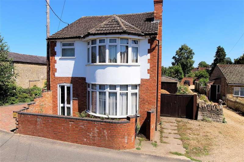 3 Bedrooms Detached House for sale in West Street, Olney