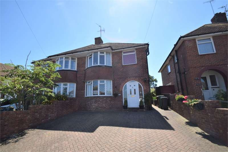 3 Bedrooms Semi Detached House for sale in Astaire Avenue, Roselands