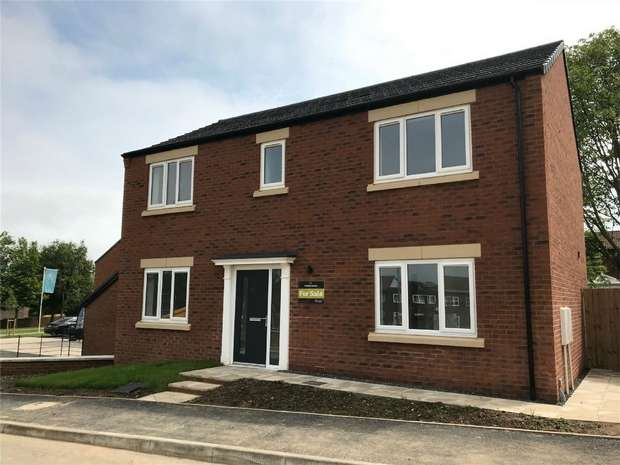 4 Bedrooms Detached House for sale in Plot 3 - The Desmene, Oakfield Gardens, Peterlee, Durham