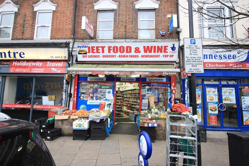 5 Bedrooms Commercial Property for sale in The Green, Southall, UB2