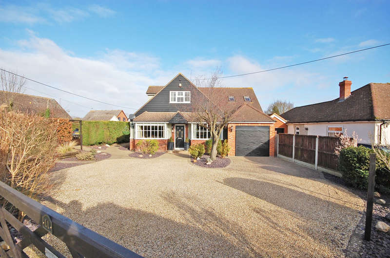 5 Bedrooms Detached House for sale in Petersfield Lane, Gosfield, CO9