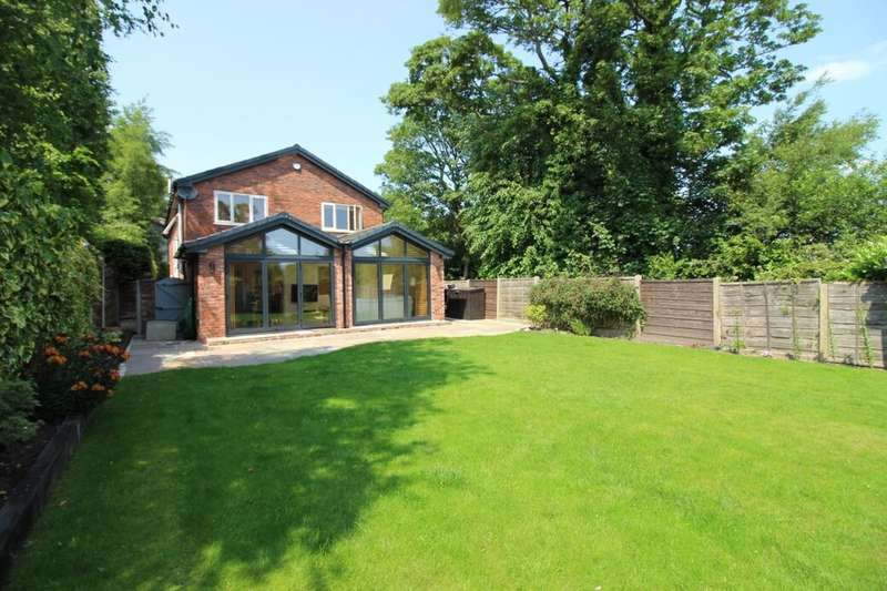4 Bedrooms Detached House for sale in Sunny Bower Street, Tottington, Bury, BL8