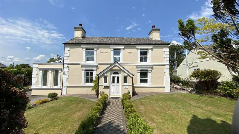 4 Bedrooms House for sale in Golberdon, Callington, Cornwall, PL17