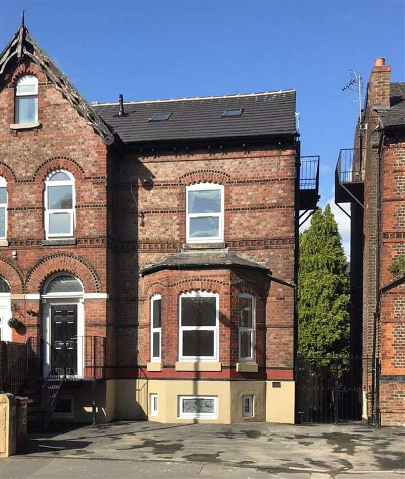 8 Bedrooms Semi Detached House for sale in Albert Road, Manchester