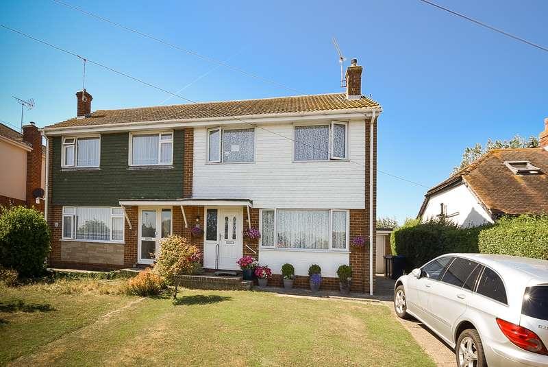 3 Bedrooms Semi Detached House for sale in Glenbervie Drive, Herne Bay