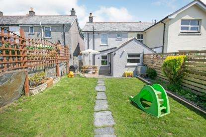 3 Bedrooms End Of Terrace House for sale in Delabole, Cornwall