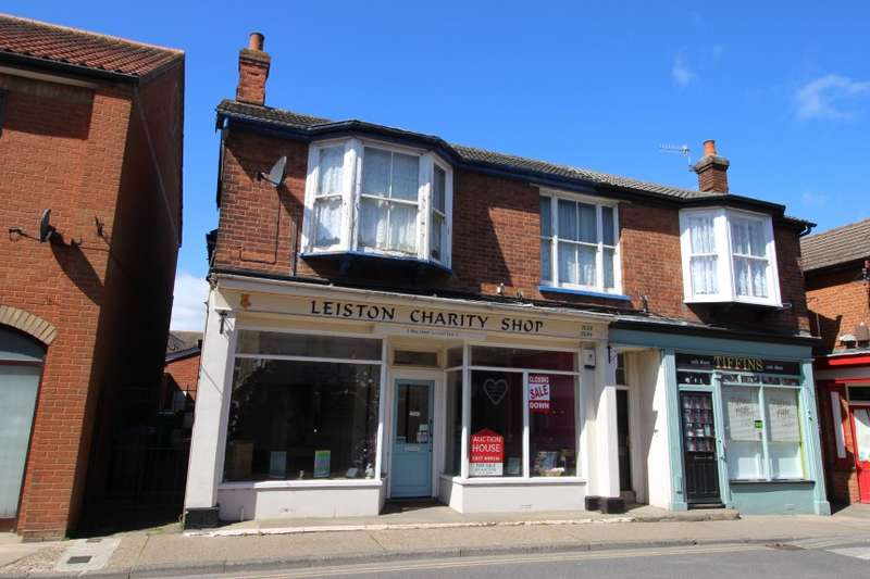 Shop Commercial for sale in 44 High Street, Leiston, Suffolk