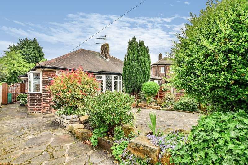 1 Bedroom Semi Detached Bungalow for sale in Sale Road, Manchester, Greater Manchester, M23