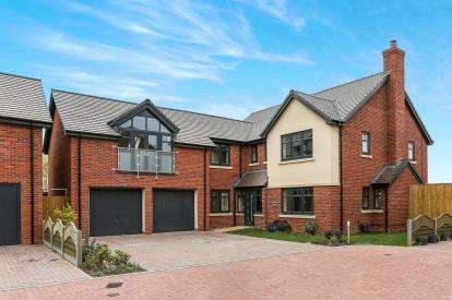 5 Bedrooms Detached House for sale in Main Road, Sheepy Magna, Atherstone, Leicestershire