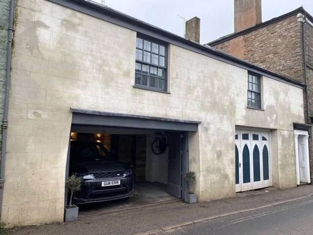 4 Bedrooms Terraced House for sale in Castle Street, Bampton, Tiverton, Devon, EX16
