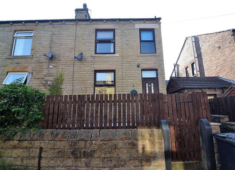 2 Bedrooms Semi Detached House for sale in Melbourne Street, Liversedge