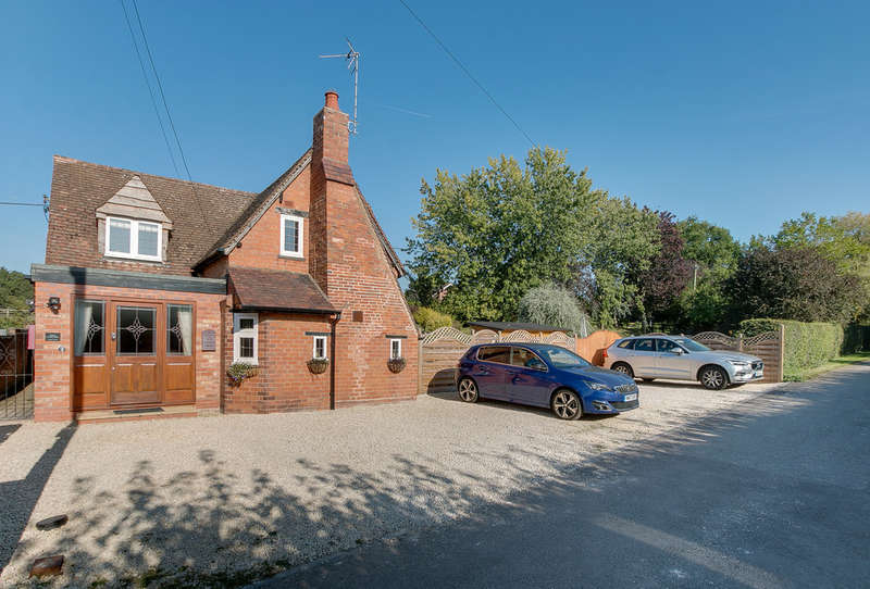 4 Bedrooms Detached House for sale in Common Lane, Mappleborough Green, Studley, B80 7DP