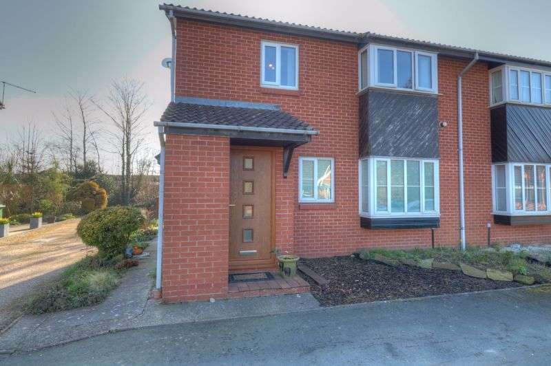 2 Bedrooms Property for sale in Eckford Park, Shrewsbury