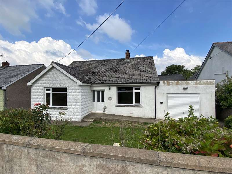 3 Bedrooms Detached Bungalow for rent in Meadow Lea, Kiln Park Road, Narbeth, Pembrokeshire
