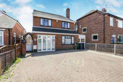 4 Bedrooms Detached House for sale in Colby Road, Thurmaston, Leicester, Leicestershire