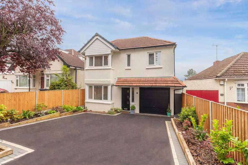 3 Bedrooms Detached House for sale in Tixall Road, Hall Green