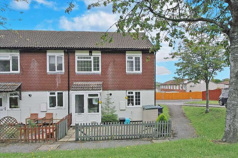 3 Bedrooms End Of Terrace House for sale in Oak Close, Tidworth