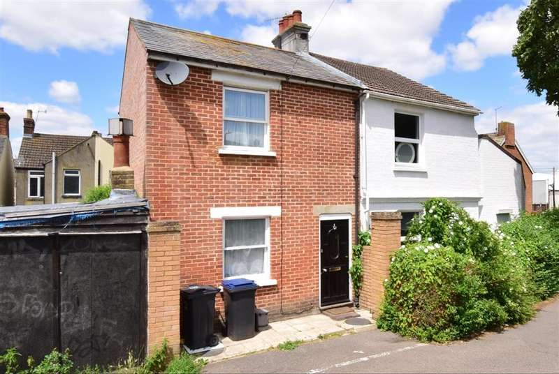 2 Bedrooms Semi Detached House for sale in Lime Kiln Road, , Canterbury, Kent
