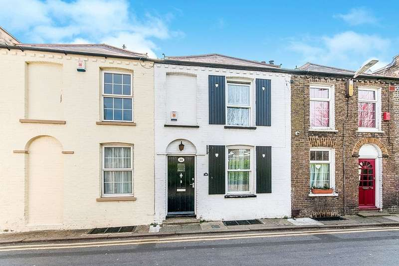 2 Bedrooms Property for sale in High Street, St. Peters, Broadstairs, CT10