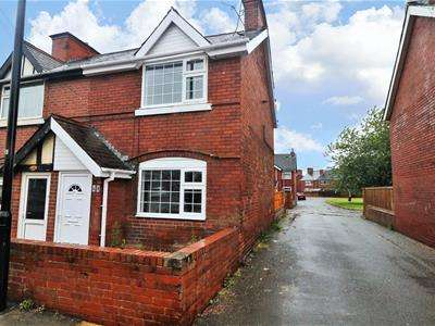 2 Bedrooms End Of Terrace House for sale in Morrell Street, Maltby, Rotherham