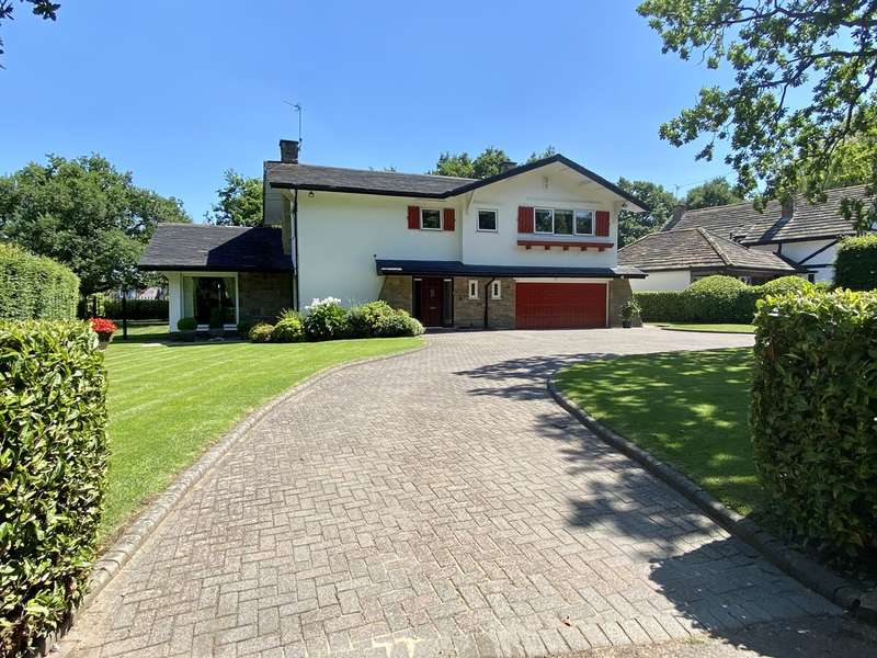 5 Bedrooms Detached House for sale in Bruntwood Lane, Cheadle