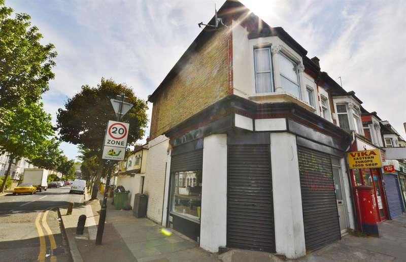 1 Bedroom Commercial Property for sale in Portway, Stratford, London, E15 3QJ