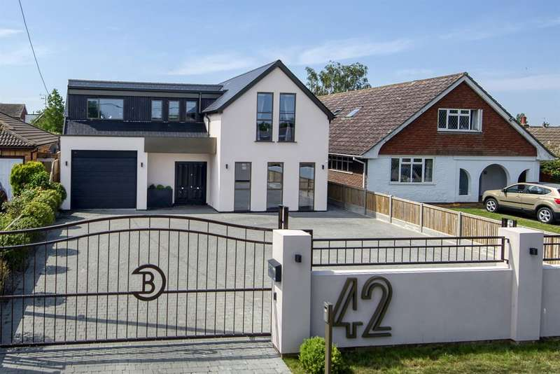 4 Bedrooms Detached House for sale in Maydowns Road, Whitstable