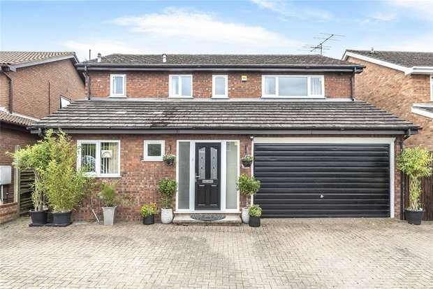 5 Bedrooms Detached House for sale in Bewcastle Close, Bedford